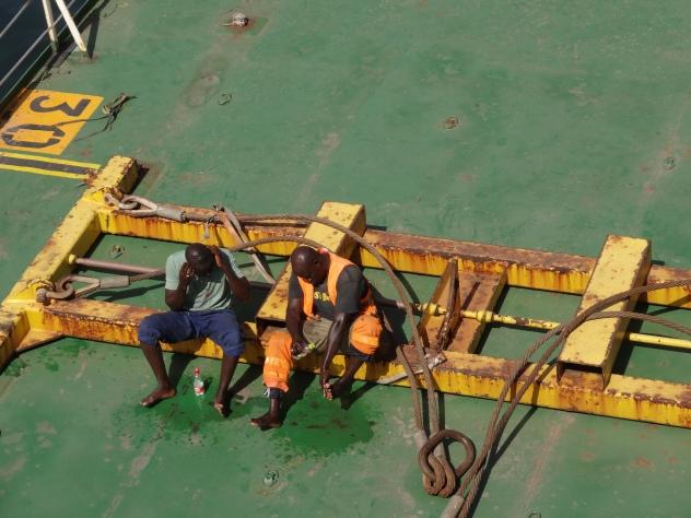 les dockers