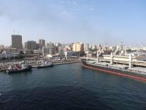 le port 1er janvier 2017