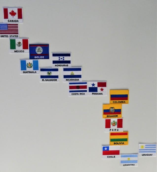 2019-01 drapeaux